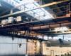 GZUT bridge crane with a lifting capacity of 5 tons x 17,000 mm