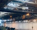 Techmet bridge crane with a lifting capacity of 3 tons x 17,000