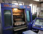 Vertical machining center Willemin Macodel W138