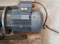 Victor Gyger 3kW electric motor #1