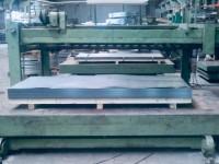 Wilhelmsburger Maschinenfabrik line for cross-cutting of sheet m #1