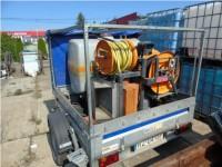 Sewage cleaning device WUKO #1