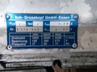 Kuk-Grosskopf generator #2