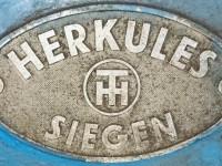 Used Cylindrical Grinder Herkules Siegen #3