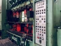KRUPP 260 TON Multi Stage Hydraulic Press #2