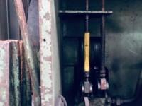 ZAMECH NG 8 sheet metal guillotine shears #4
