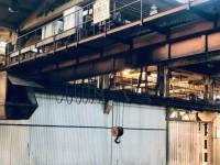 GZUT bridge crane with a lifting capacity of 5 tons x 17,000 mm #5
