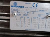 MOTOVARIO Gearmotors 0,55kW #2