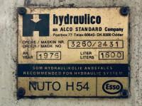 VEM Hydraulico 150T hydraulic press #5