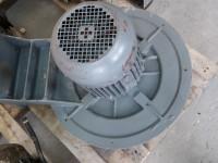 OETKE electric motor 4.3 kW #1
