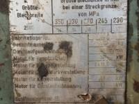 Straightener plates Veb - Erfurt #8