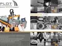 Machine cutting and milling Sentinel N 2140 #1