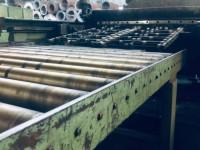 Wilhelmsburger Maschinenfabrik line for cross-cutting of sheet m #3