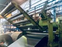 Wilhelmsburger Maschinenfabrik line for cross-cutting of sheet m #4