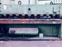 ZAMECH NG 8 sheet metal guillotine shears #1
