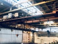 GZUT bridge crane with a lifting capacity of 5 tons x 17,000 mm #1