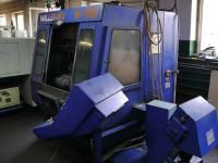 Vertical machining center Willemin Macodel W138 #4