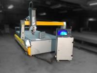 Machine cutting and milling Sentinel N 2140 #3