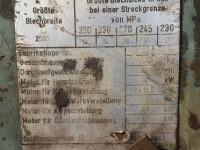 Straightener plates Veb - Erfurt #5