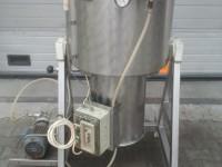 Mixer-tumbler Roschermatic 150 l, #1
