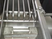 Baader separator 997 with feeding hopper #3