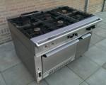 Gas stove Mareno (114-23)