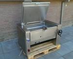 Gas frying pan Ambach GKH/90 (114-42)