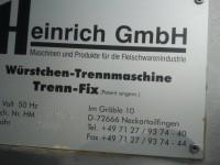Sausages separator Henrich GMBH (112-4) #6