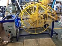 Cable crimping machine ALPLAST KK-2 (130-3) #1
