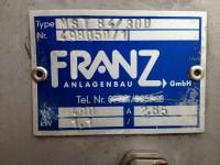 Disc Slicer Shoarma Franz MST 84 (114-36) #4