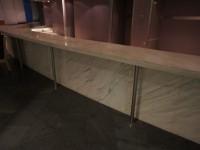 Restaurant counter (121-21) #2