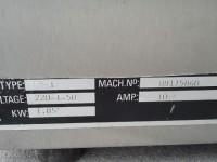 Vacuum table packing machine FA-1 (122-13) #4