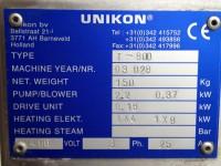 Hood Washer Dishwasher Unikon T800 (114-18) #9