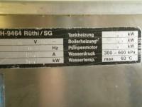 Washer Dishwasher Winterhalter GR62 (114-19) #5