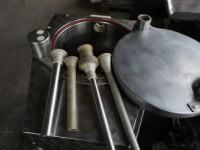 Hydraulic Piston Filler Stuffer Frey 20l (119-4) #7
