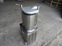 Hydraulic Piston Filler Stuffer Fuerpla EV-20 (119-3) #3