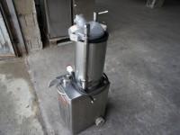 Hydraulic Piston Filler Stuffer Fuerpla EV-20 (119-3) #4