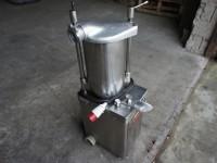 Hydraulic Piston Filler Stuffer Fuerpla EV-20 (119-3) #2