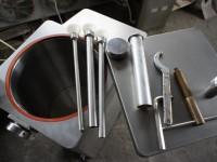 Hydraulic Piston Filler Stuffer Risco IV 30 (119-2) #11
