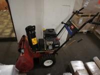 Toro 722E Power Throw 205cc Snow Blower (115-5) #1