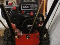 Toro 722E Power Throw 205cc Snow Blower (115-5) #2