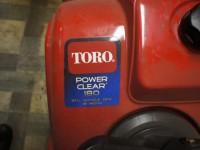 Toro Power Clear 180 87cc Snow Blower (115-8) #8