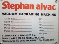 Vacuum packing machine Stephan ALVAC II 90 (114-27) #4