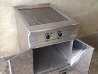 Electric grill plate Kuppersbusch NEG 420 (114-44) #1