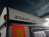 House trailer Hobby (113-1) #4