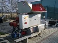 Polystyrene Briquetting machine TIGER 400 B 1200 (112-5) #2