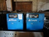 Screw Compressor Compair (110-41) #4
