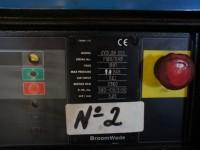 Screw Compressor Compair (110-41) #3