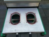 Trays packing machine Traysealer Ilpra Avanti (114-28) #4