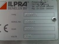 Trays packing machine Traysealer Ilpra Avanti (114-28) #7